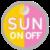 Sun on/off